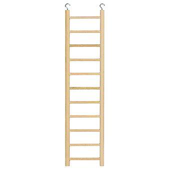 PA 4004 scaletta di legno medio 9.8x37cm
