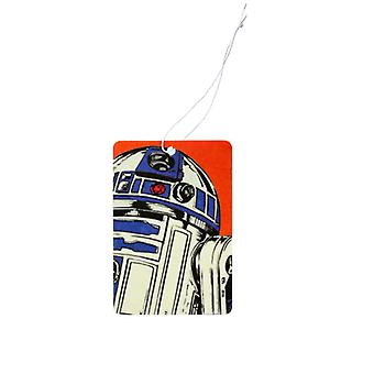 STAR WARS R2D2 Bildoft Square