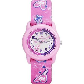 Timex Kidz Tutu Ballerina Time Teachers Watch (T7B151)