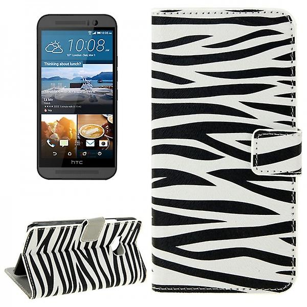 Cases Wallet pattern 7 for HTC One 3 M9 2015