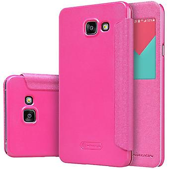 Nillkin vindue smart cover pink Samsung Galaxy A5 2016 A510F