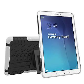Hybrid outdoor protective cover case white for Samsung Galaxy tab E 9.6 SM T560 T561 bag