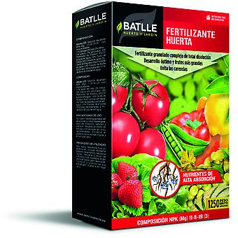 Batlle Fertilizante Huerta Caja 1250G (Garden , Gardening , Substratums and fertilizers)