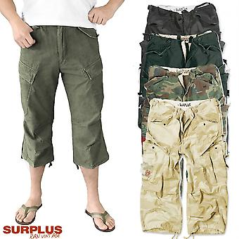 Surplus shorts engineer vintage 3/4