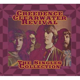 The Singles Collection by Creedence Clearwater