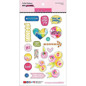 Make Your Mark Puffy Stickers-Icons MYM1611