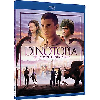 Dinotopia: Complete Mini-Series [Blu-ray] USA import