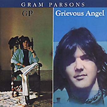 GramParsons - Gp/Grievous Angel [CD] USA import