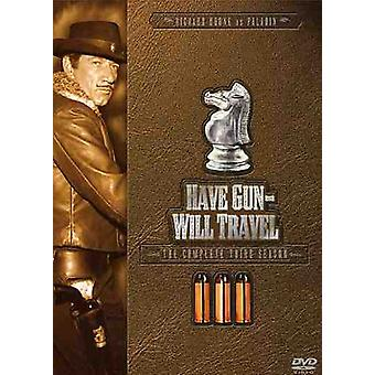 Haben Gun Will Travel - Gun Will Travel: Dritte Staffel [DVD] USA import