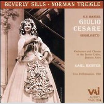 G.F. Händel - Händel: Giulio Cesare [CD] USA import
