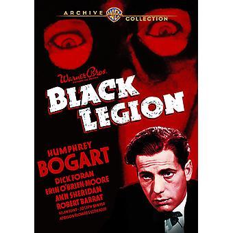 Importação de EUA Legião Negra [DVD]