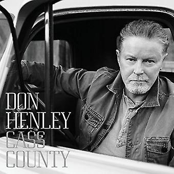 Don Henley - Cass County [CD] USA import