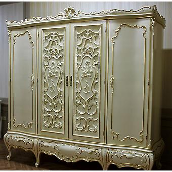 baroque wardrobe antique style Vp7760/4