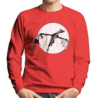Der være Dragon Game Of Thrones mænds Sweatshirt