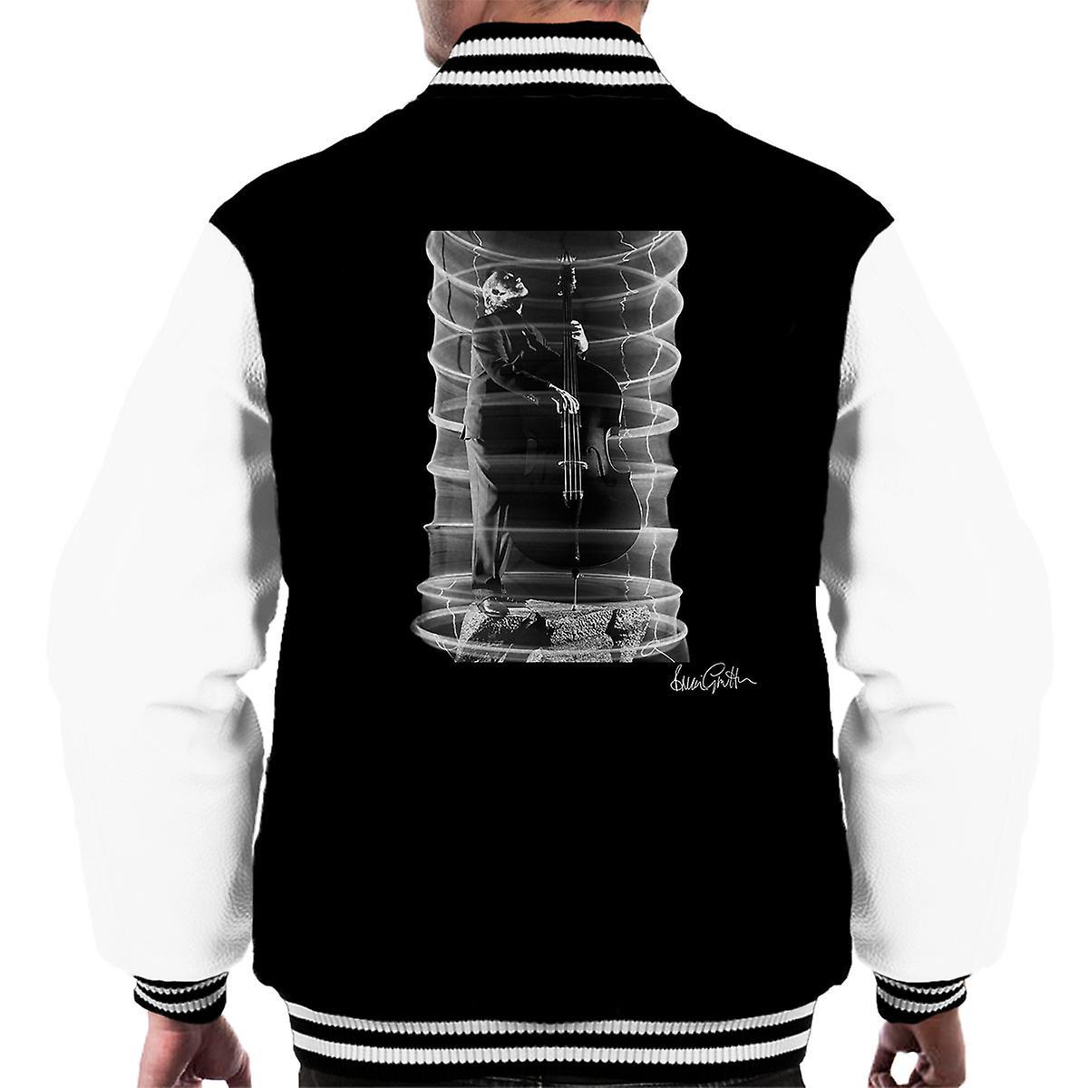 Danny Thompson Whatever Next Cover Men's Varsity Jacket