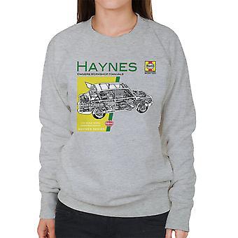 Moletom Haynes, proprietários Workshop Manual Hillman Imp desporto feminino