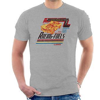 Haynes MG Midget Racing bränslen nödställda mäns T-Shirt