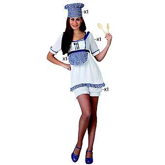 Costumi di donne Chef costume