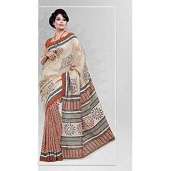 Angha Bollywood Designer part bære Sari saree