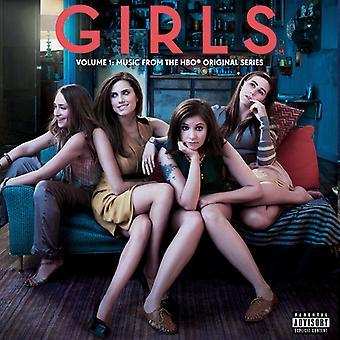 Forskellige kunstnere - piger Soundtrack Vol. 1, musik fra the HBO serie [CD] USA importerer