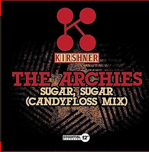 Archies - Sugar Sugar (Candyfloss Mix) [CD] USA import