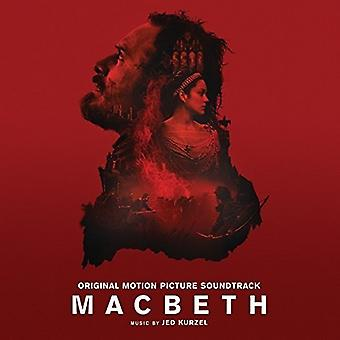 Jed Kurzel - Macbeth [CD] USA import