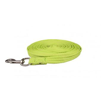 QHP Ramal Long Smooth lime Bag (Horses , Stable , Berths , Lanyards)