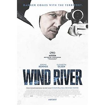 Wind River Movie Poster (27 x 40)