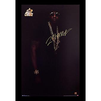 2 Chainz Signed Poster