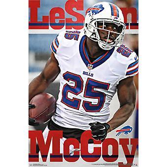 Buffalo Bills - LeSean McCoy 15 affiche Poster Print