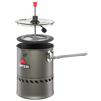 MSR Reactor Coffee Press Kit (1.0 L) (Does not include pot)