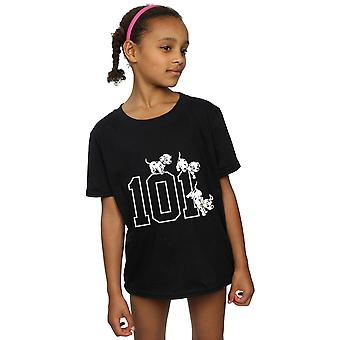 Disney Girls 101 Dalmatians 101 Doggies T-Shirt