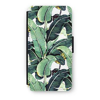 Huawei P8 Lite (2015-2016) Flip Case - Banana leaves