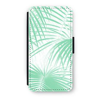 Huawei P9 Flip Case - Palm leaves