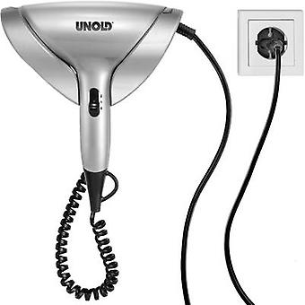 Hair dryer Unold Wall Silver