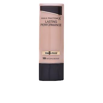 Max Factor Lasting Performance Touch Proof Natural Bronze Womens New