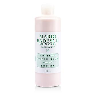 Mario Badescu Apricot Super Rich Body Lotion - For All Skin Types 472ml/16oz