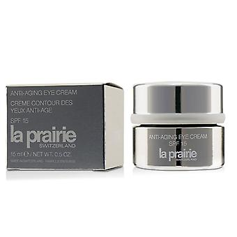 La Prairie Anti aldring Eye Cream SPF 15 - et cellulære kompleks 15ml / 0.5 oz