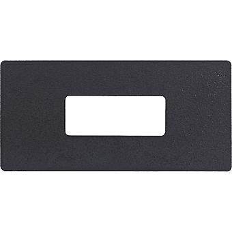 Hydro-Quip 80-0510B Topside Adapter Plate B Series - Silver