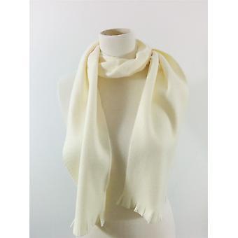 Genuine Fraas Fashion Scarf  White Soft Winter Warm Men Ladies No Label UK