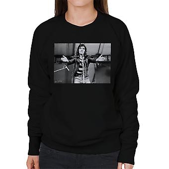 Sensational Alex Harvey Band 1974 Women's Sweatshirt