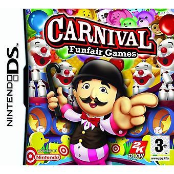 Karneval Kirmes Spiele (Nintendo DS)