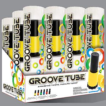 Groove Tube - A-Maze-Zing pussel
