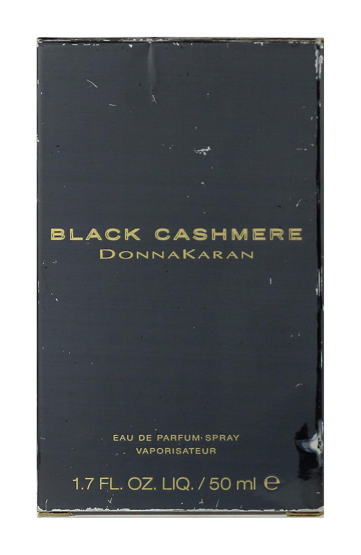 1 50 Ml Boîte Black Cashmere Karan En 7 Donna Parfum Oz Eau De Spray WH2YDE9eI