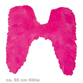 Ангельские крылья небо крылья Messenger розовый