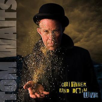 Tom Waits - Glitter & Doom Live [CD] USA import