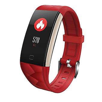 T20 Multifunctional Task bracelet with Color-Red