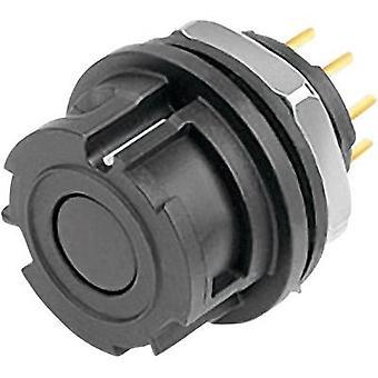 Binder 09-0774-090-08 Bullet connector Sleeve socket Series (connectors): NCC Total number of pins: 8 1 pc(s)
