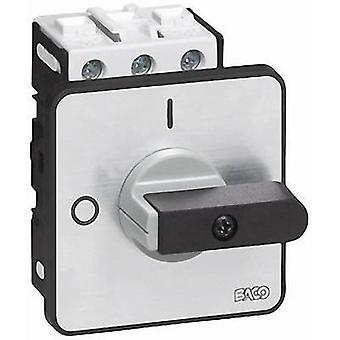 BACO BA174002 Isolator switch 25 A 1 x 90 ° Grey, Black 1 pc(s)
