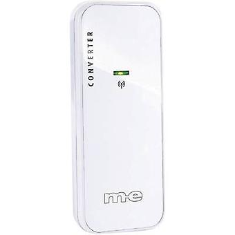 m-e modern-electronics 41130 Wireless door bell Converter